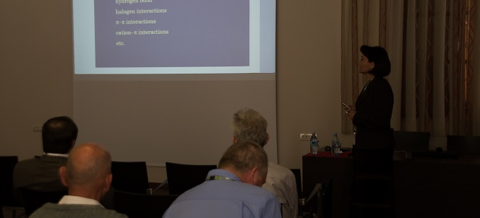 &quot; 23<sup>rd</sup> Slovenian-Croatian Crystallographic Meeting 2014&quot;